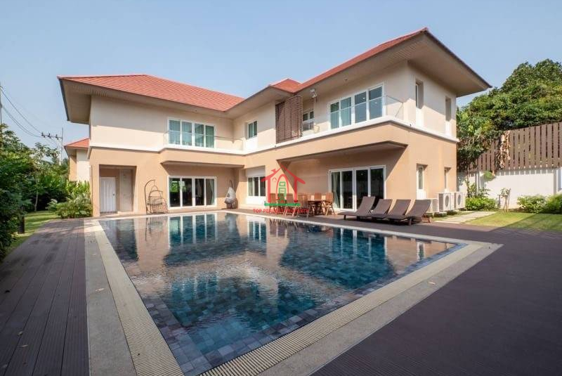 NICHADA THANI - LUXURY HOUSE WITH PRIVATE POOL